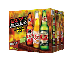 Beers of Mexico 12NR