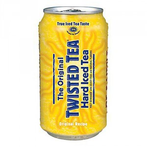 Twisted Tea Can