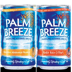 palm breezecans
