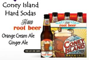 Coney Island ard Sodas